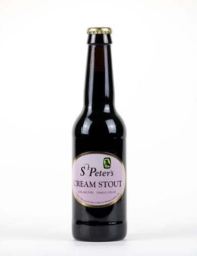 2019 October 9 Subscription St Peters Cream Stout
