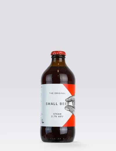 TWB Small Beer Steam