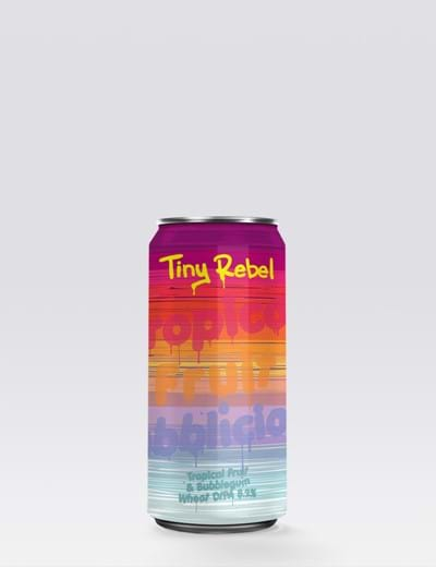TWBBP TR Tropical Fruit Bubblicious